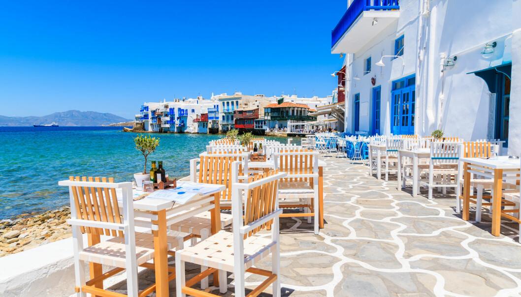 Skal du til Hellas i sommerferien, bør du ha i bakhodet at landet har den høyeste forekomsten av resistente klebsiella-bakterier. (Foto: Shutterstock/NTB/Scanpix)