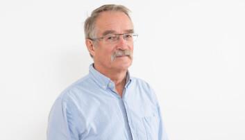 Halvor Solheim er biolog og soppekspert, og blant verdens fremste eksperter på rotråte. (Foto Erling Fløistad, NIBIO)