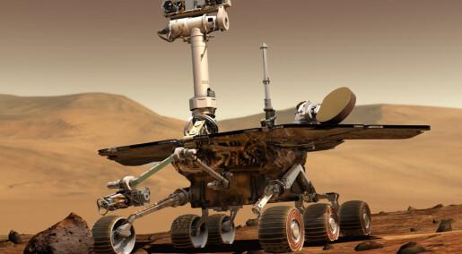 Her er de vellykkede Mars-landingene
