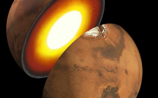 Hva er egentlig inni Mars?