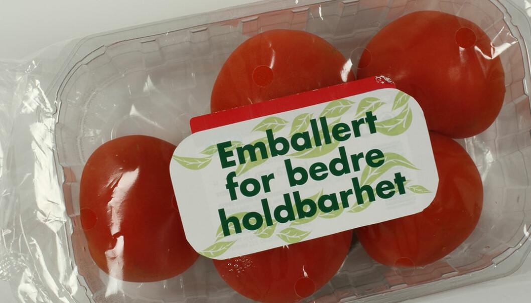 God emballasje betyr lengre holdbarhet.  (Foto: Nofima)