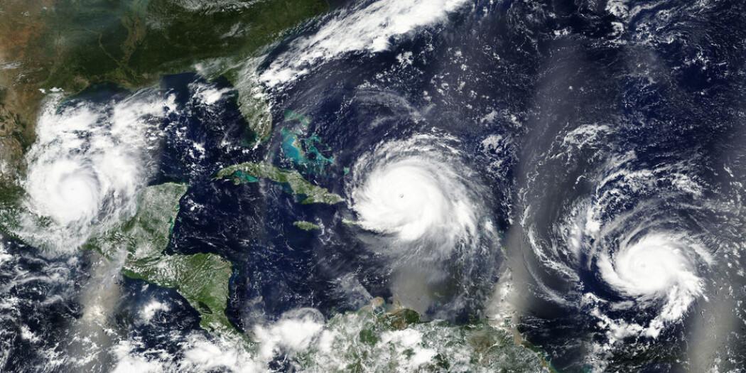 Små øystater i Karibia vil bli hardt rammet av klimaendringer. (Foto: Shutterstock / NTB Scanpix)