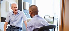 Personer med demens får sjeldnere andre diagnoser