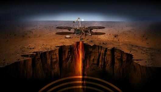 Hva skal NASAs Insight egentlig gjøre på Mars?
