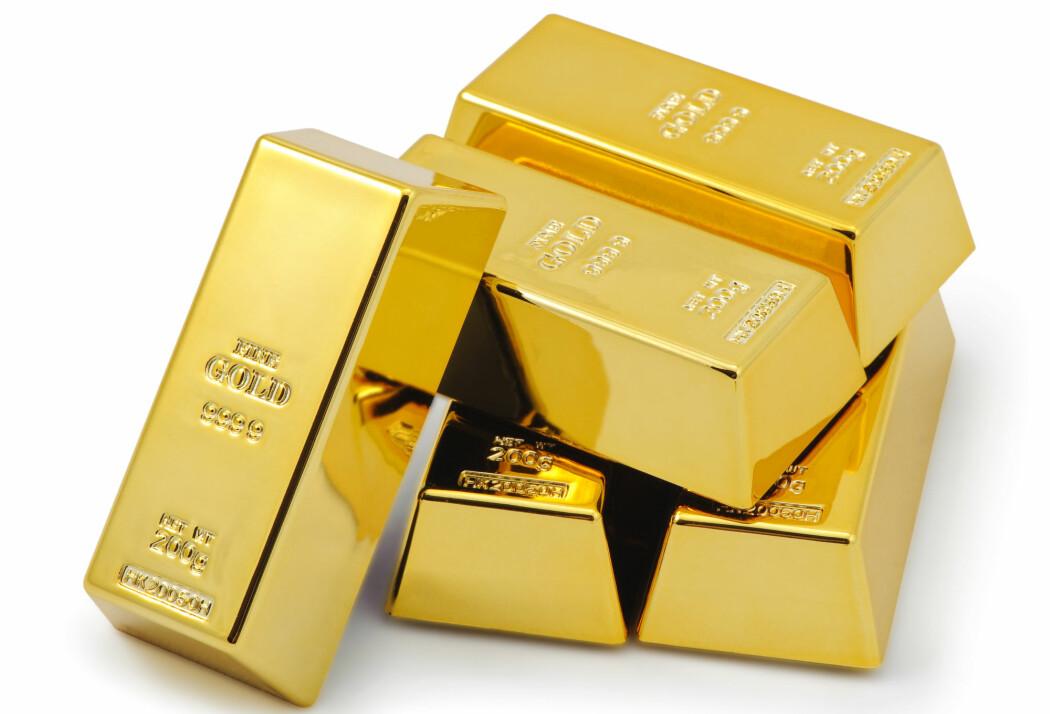 Uten Einsteins relativitetsteori vil en datamodell ikke kunne skille sølv fra gull. (Foto: Brostock / Shutterstock / NTB scanpix)