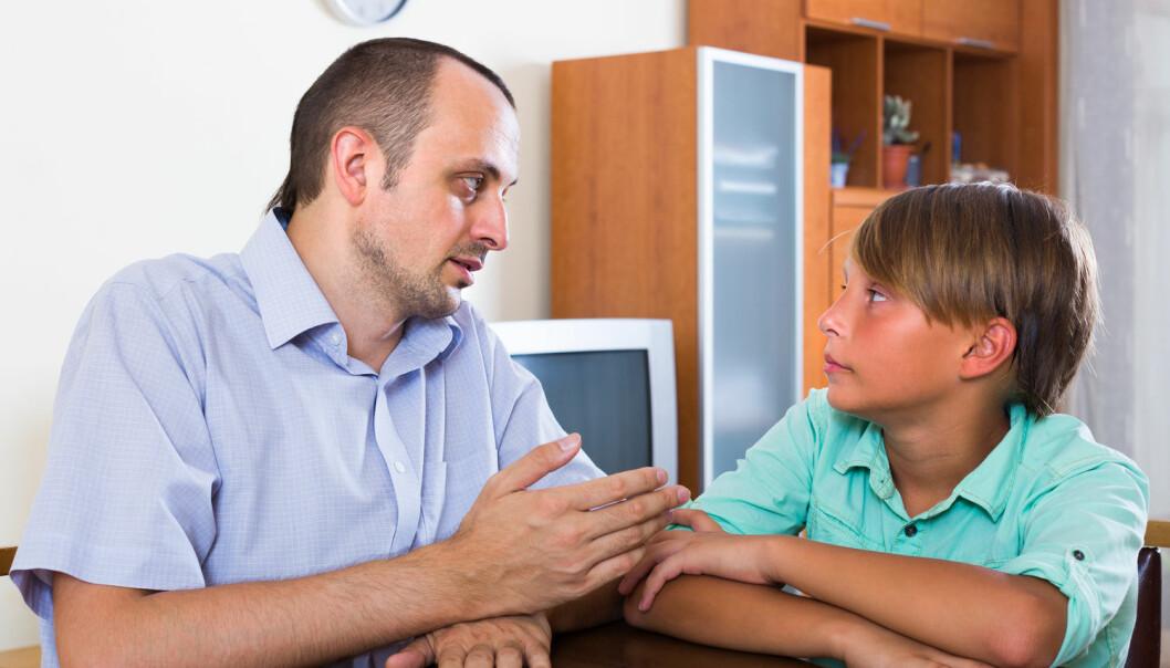 Barn får med seg langt mer enn vi tror. Det viser både forskning og erfaring. (Foto: Iakov Filimonov / Shutterstock / NTB scanpix)