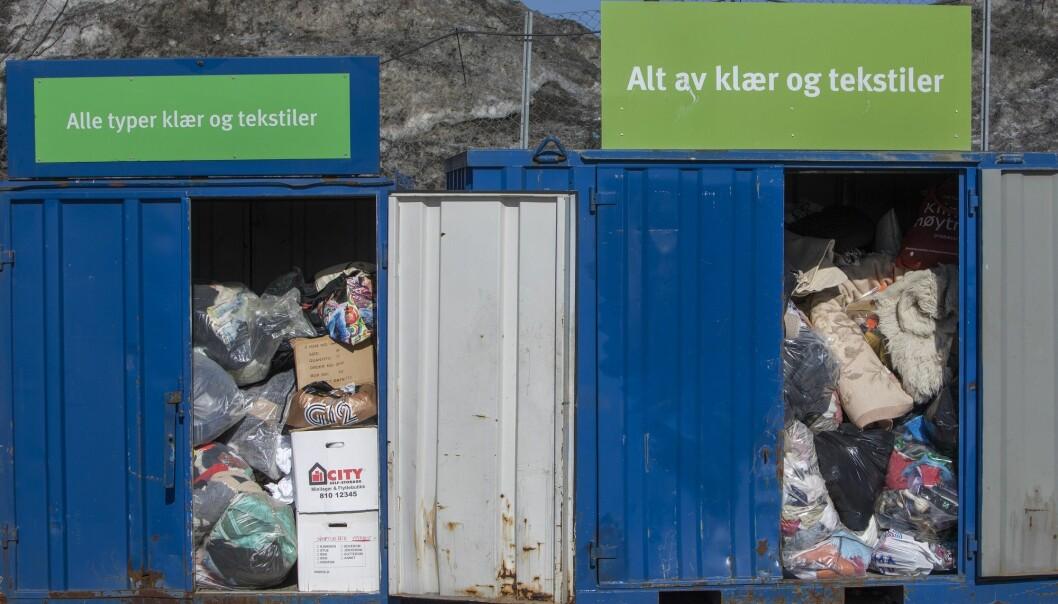 Kommunale utgifter til avløpsvann og avfallshåndtering utgjorde størsteparten av de offentlige utgiftene til miljøvern i fjor.( Foto: Ole Berg-Rusten / NTB scanpix)