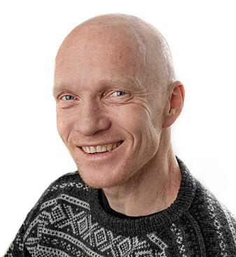 Ole Martin Løvvik jobber som forsker ved SINTEF og er professor i strukturfysikk ved Universitetet i Oslo. (Foto: Kristin Giske Lauritsen).