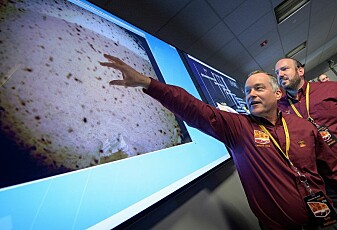 Slik fikk vi de første bildene fra Mars