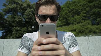 Stoler mer på NRK enn på sosiale medier
