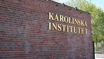 Macchiarini-saken har ikke rammet forskeres syn på Karolinska Institutet