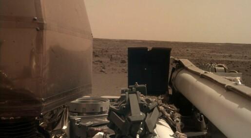 Mars-hemmeligheter kommer kanskje ikke før langt ut i mars