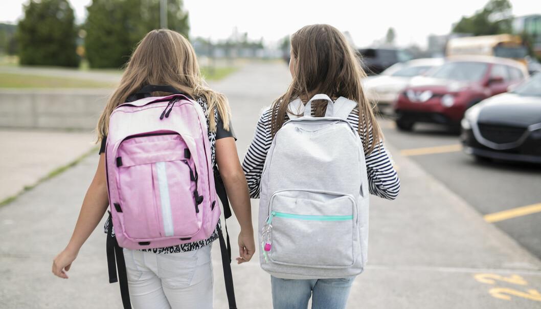 Forskerne har hentet inn informasjon om pubertet fra nesten 15 000 danske barn. (Foto: Lopolo, Shutterstock, NTB scanpix)