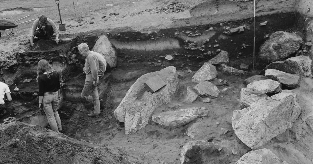 Steinalderen De Forste Jordbrukerne I Norge Ga Opp Etter Kort Tid