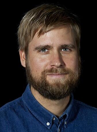 Svein Vatsvåg Nielsen er stipendiat ved Arkeologisk seksjon, Kulturhistorisk museum. (Foto: Kulturhistorisk museum).
