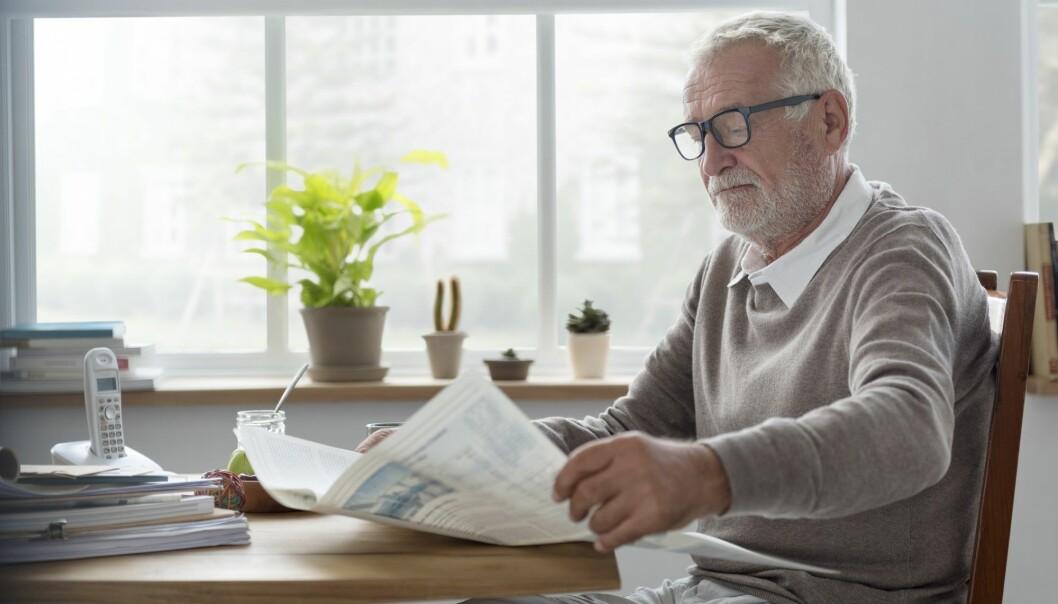 Forskerne synes det er påfallende hvor mye i mediedekningen som handler om at folk skal pensjonere seg tidlig, for å reise rundt i verden. (Illustrasjonsfoto: Rawpixel.com / Shutterstock / NTB scanpix)