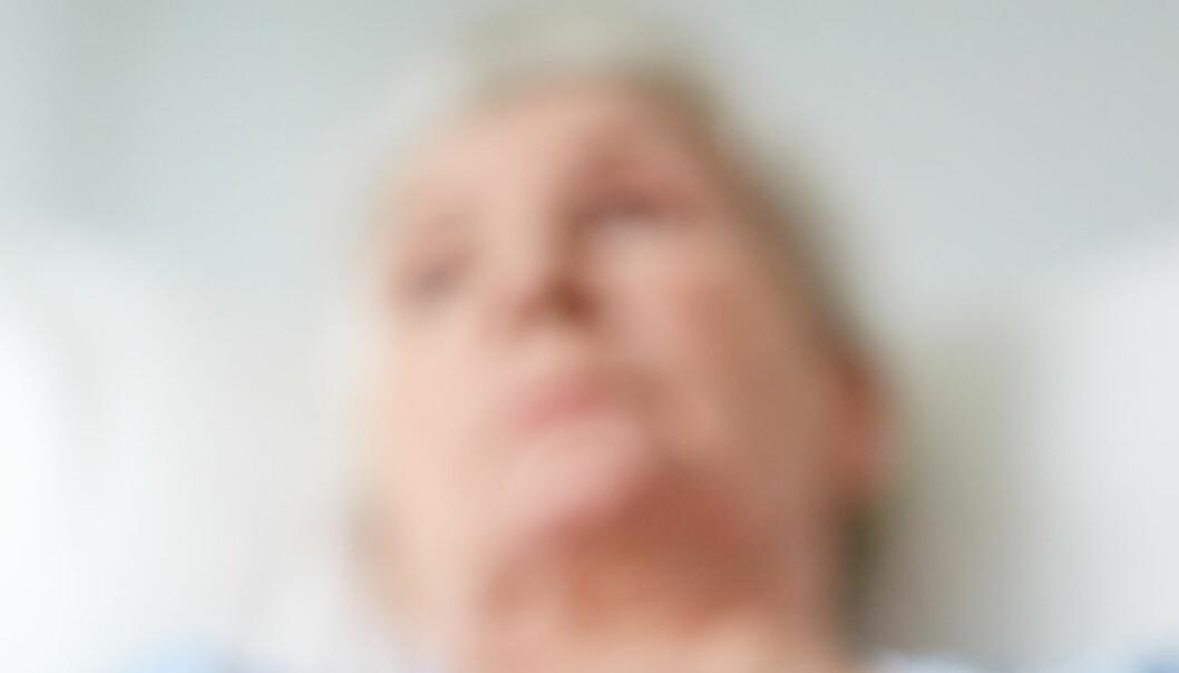 Vil løse delirium-gåten. Hvorfor blir eldre akutt forvirret?