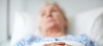 Hvorfor blir eldre akutt forvirret?