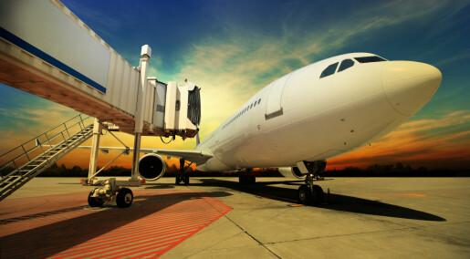 Derfor blir flyavganger kansellert ved ekstreme temperaturer