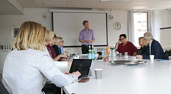 Vil ha spleiselag for å lage avis for hele kunnskaps-Norge