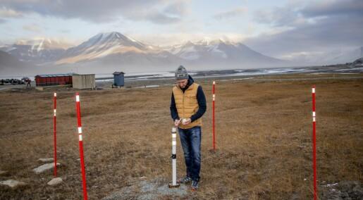 Arktiske utslipp kan forsterke klimaendringene