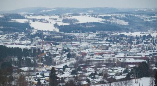 Stadig flere nordmenn bor i tettsteder
