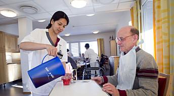 Forsker på flerkulturelt fellesskap i omsorgstjenesten