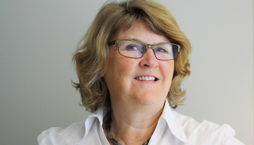 May-Britt Ellingen har vært ansatt som forsker hos Norut siden 1994. (Foto: Norut)