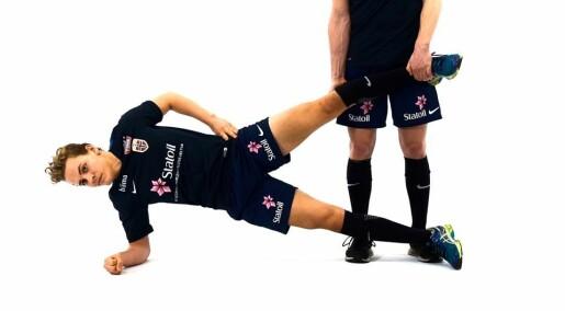 Forsker: Denne øvelsen bør være obligatorisk på fotballtrening