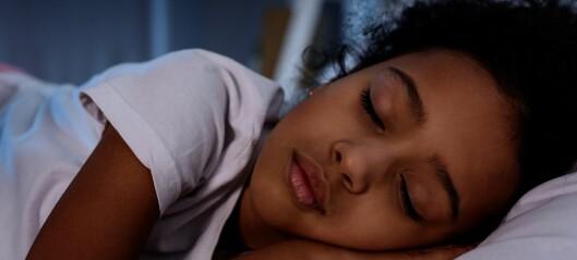Søvnen hjelper oss med følelser