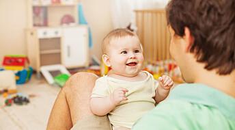 Hvordan bør du egentlig snakke med babyer?