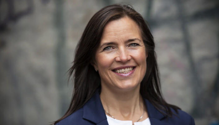 Liv Elin Torheim er professor ved OsloMet. (Foto: Sonja Balci)