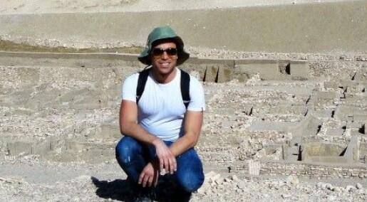Forsker på kjønnsroller i det gamle Egypt