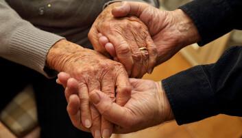 Ikke glem kjærligheten i demensomsorgen