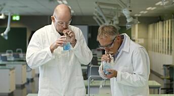 8. desember: Hvilken kjemiker er surest?