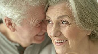 Mer humor og mindre krangling etter hvert som ektepar blir eldre