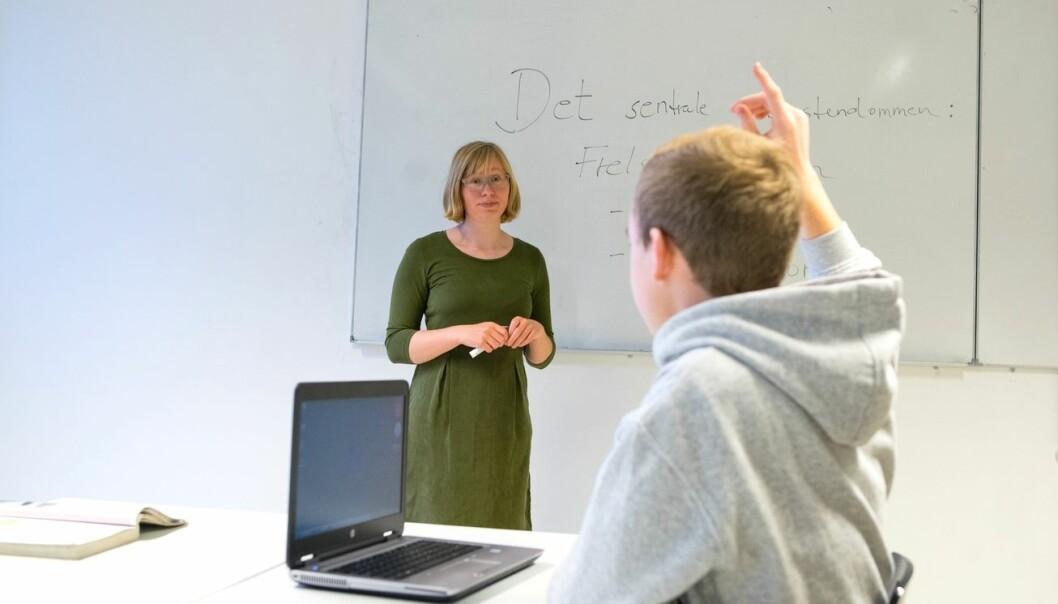Ungdom er generelt gode til å takle stress. Likevel er stress i skolen et problem som må tas på alvor, konkluderer en oppsummering av internasjonal forskning på området.  (Illustrasjonsfoto: Thomas Brun / NTB scanpix)