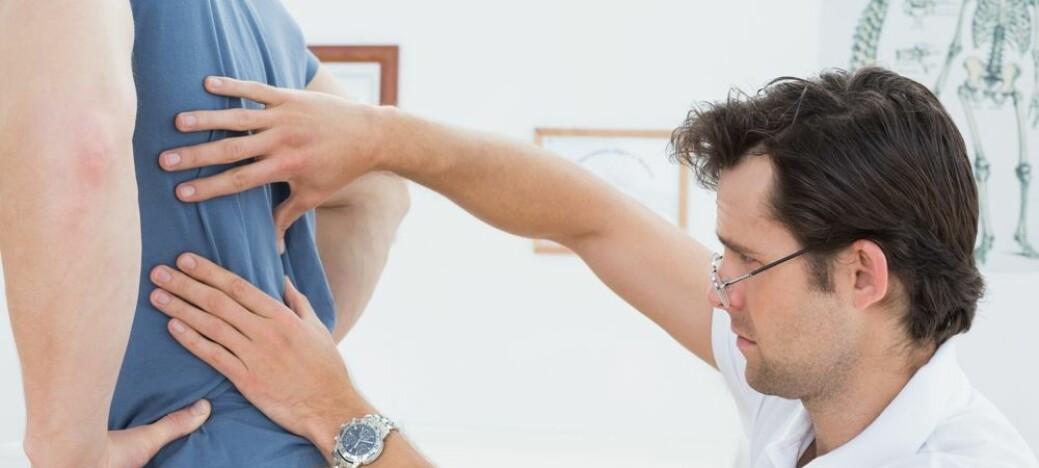 Hva virker best mot ryggsmerter?
