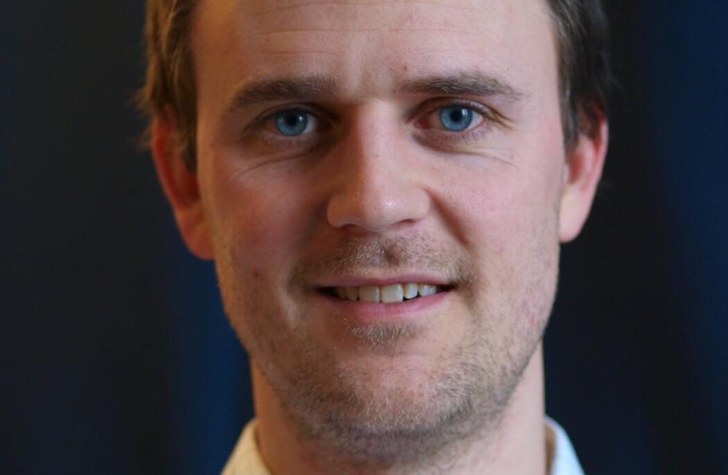 Nevrolog Espen Saxhaug Kristoffersen er vinner av Forsbergs og Aulies nevrologstipend i 2018. Han skal i gang med en studie av en ny medisin for migrenepasienter.