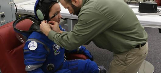 NASA trenger nye romdrakter