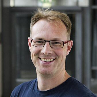 Bjørge Westereng er førsteamanuensis ved NMBU. (Foto: Håkon Sparre / NMBU)