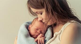 Arver dårlig helse fra stresset mor