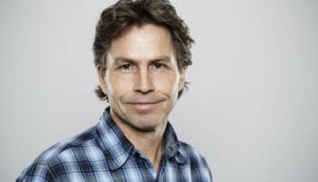 Olav Reksen er instituttleder ved Veterinærhøgskolen. (Foto: GIsle Bjørneby)