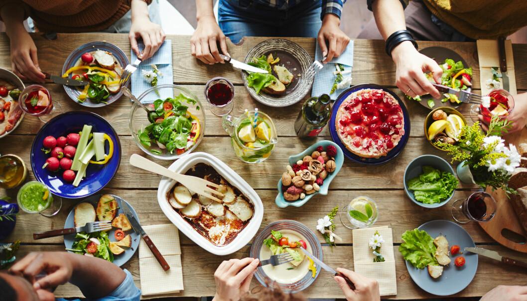 Hvilke matvarer bør stå på menyen dersom du vil ta vare på både helsa og miljøet? (Illustrasjonsfoto: Pressmaster / Shutterstock / NTB scanpix)