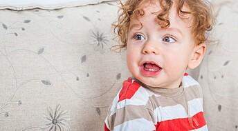 Barns babling kan avsløre lesevansker