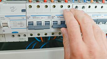 Vil styre strømforbruket vårt via internett