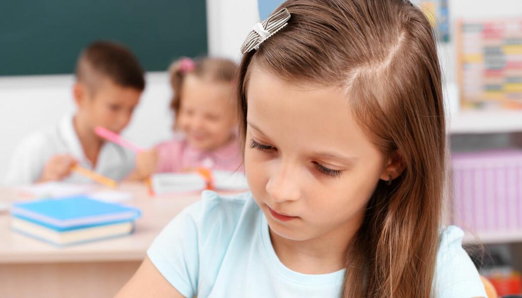 For tidlig fødte gjør det dårligere på skolen