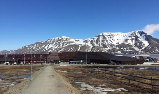 Sommer på Svalbard