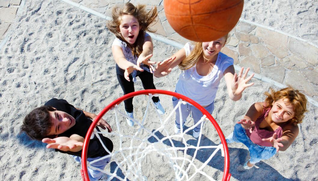 Barn lærer mer med fysisk aktivitet etter undervisningen