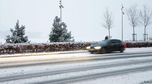 Norske klimagassutslipp ned 1,6 prosent